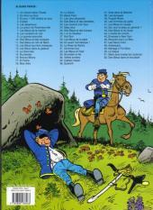 Verso de Les tuniques Bleues -50a2009- La traque