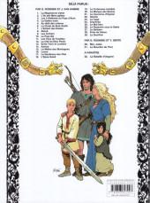 Verso de Thorgal -7Pub2- L'Enfant des Étoiles