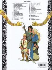 Verso de Thorgal -9d10- Les Archers