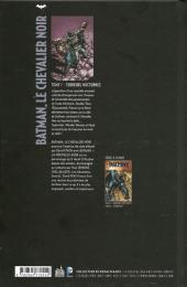 Verso de Batman, le Chevalier Noir -1- Terreurs nocturnes