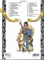 Verso de Thorgal -10d09- Le Pays Qâ