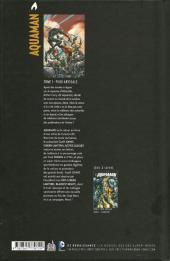 Verso de Aquaman (DC Renaissance) -1- Peur abyssale