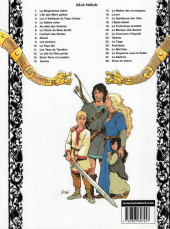 Verso de Thorgal -14c06- Aaricia