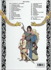 Verso de Thorgal -18c09- L'Épée-Soleil