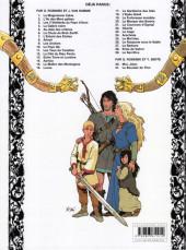 Verso de Thorgal -20b07- La marque des bannis