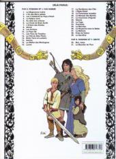 Verso de Thorgal -27b08- Le Barbare