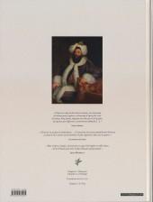 Verso de Bonneval Pacha -2- Le renégat