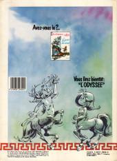 Verso de Les centaures (Desberg/Seron) -2- Le loup à 2 têtes
