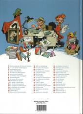 Verso de Spirou et Fantasio -39d10- Spirou à New York
