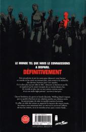 Verso de Walking Dead -1a2011- Passé décomposé