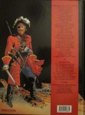 Verso de Barbe-Rouge -33a2002- Le Chemin de l'Inca