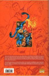 Verso de Fantastic Four (100% Marvel - 1999) -1- Vive les Fantastiques!