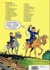 Verso de Les tuniques Bleues -22a1993- Des bleus et des dentelles