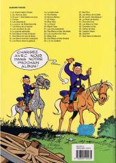 Verso de Les tuniques Bleues -24a1995- Baby Blue