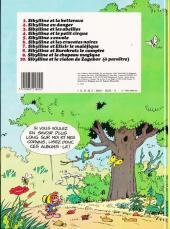 Verso de Sibylline -1b1984- Sibylline et la betterave