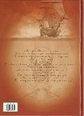 Verso de Le sang du dragon -6- Vengeance