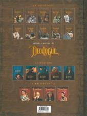 Verso de Le décalogue -1a2012- Le manuscrit