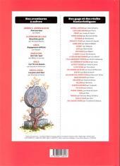 Verso de (Recueil) Spirou (Album du journal) -325- Spirou album du journal