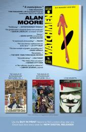 Verso de Before Watchmen: Dr. Manhattan (2012) -2- Dr Manhattan 2 (of 4) - One-fifteen PM