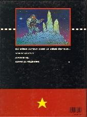 Verso de Le monde d'Edena -1a85- Sur l'étoile