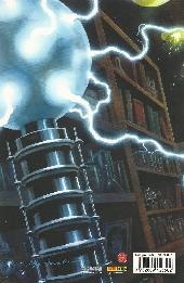 Verso de Doktor Sleepless -2- Ingénieur de l'Apocalypse