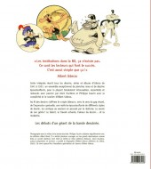 Verso de (AUT) Uderzo, Albert -INT01- L'intégrale 1941-1951