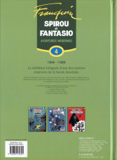 Verso de Spirou et Fantasio -6- (Int. Dupuis 2) -4a09- Aventures modernes