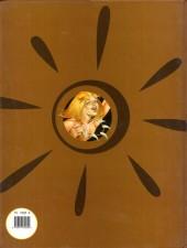 Verso de Le petit Rahan -3- Le petit Rahan T3