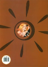 Verso de Le petit Rahan -4- Le petit Rahan T4