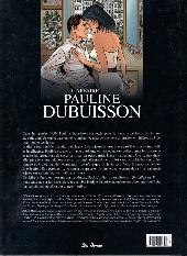 Verso de Les grandes affaires criminelles et mystérieuses -8- L'affaire Pauline Dubuisson