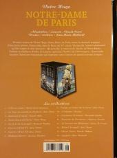 Verso de Les indispensables de la Littérature en BD -4- Notre-Dame de Paris