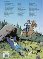 Verso de Les tuniques Bleues -19Soif- Le David