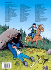 Verso de Les tuniques Bleues -22b2010- Des bleus et des dentelles