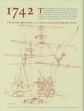 Verso de L'Épervier (Pellerin) -8TL- Corsaire du Roy