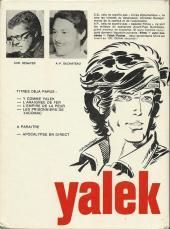 Verso de Yalek -1c- Y comme yalek