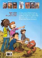 Verso de Les enfants d'ailleurs -6- Confrontation