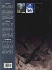 Verso de Lady Spitfire -2- Der Henker