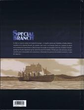 Verso de Special Branch -3- L'éveil du Léviathan
