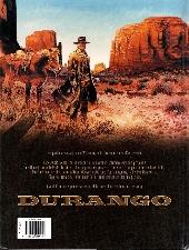 Verso de Durango -16- Le crépuscule du vautour