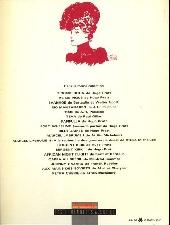 Verso de Pétra chérie - Tome 1