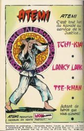 Verso de Akim (1re série) -427- L'épreuve du feu