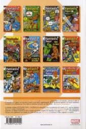 Verso de Fantastic Four (L'intégrale) -10- Fantastic Four : L'intégrale 1971