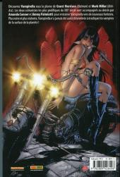 Verso de Vampirella Masters Series -1- L'éveil du mal