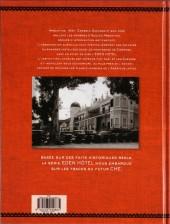 Verso de Eden Hôtel -1- Ernesto
