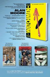 Verso de Before Watchmen: Minutemen (2012) -4- Minutemen 4 (of 6) - War stories