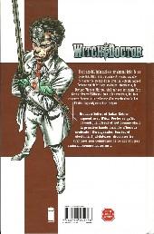 Verso de Witch Doctor -1- Coup de scalpel !