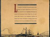 Verso de Capitaine Cormorant -1a- Capitaine Cormorant et autres histoires