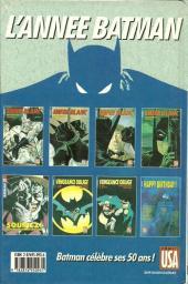 Verso de Super Héros (Collection Comics USA) -28- Batman : L'œil du serpent