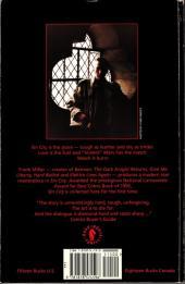 Verso de Sin City (One shots & Various) -INT- Sin City