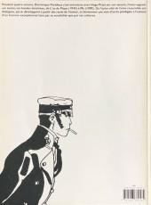 Verso de (AUT) Pratt, Hugo -6- De l'autre côté de Corto